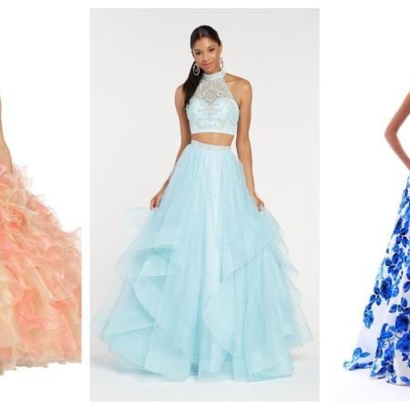 Designer Ball Gowns Under $200
