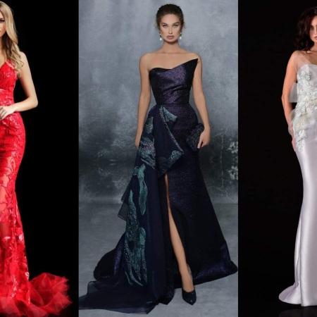 Mermaid wedding Dresses 2021