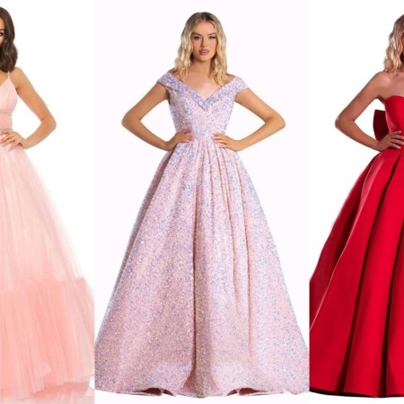 Ball Gown Dresses 2021